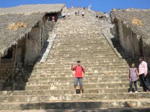 Mayan Ruins at Ek Balam