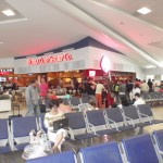 Bubba Gump Shrimp Co at Cancun Airport
