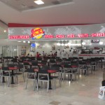 Johnny Rockets Burgers at Cancun Airport