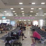 Drugstore at Cancun Airport