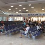 Shopping at Cancun Airport