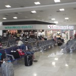 Cancun Airport Departures Area