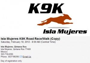 5K Race Isla Mujeres
