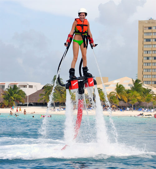 flyboard cancun