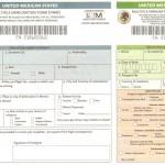 FMM Tours Visa (Front)