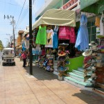 Shopping on Isla Mujeres