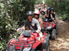 ATVs, Cenote & Zip Line Adventure